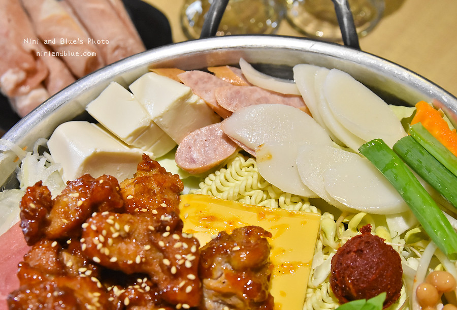 台中O八韓食Menu菜單09
