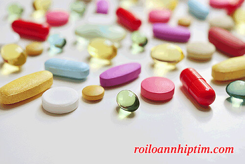 Nhịp nhanh xoang có thể gây ra bởi thuốc điều trị