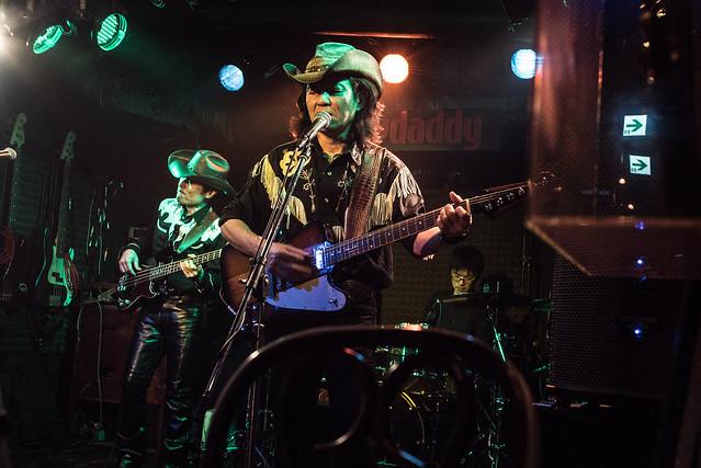 鈴木Johnny隆バンド live at Crawdaddy Club, Tokyo, 30 Dec 2017 -00131