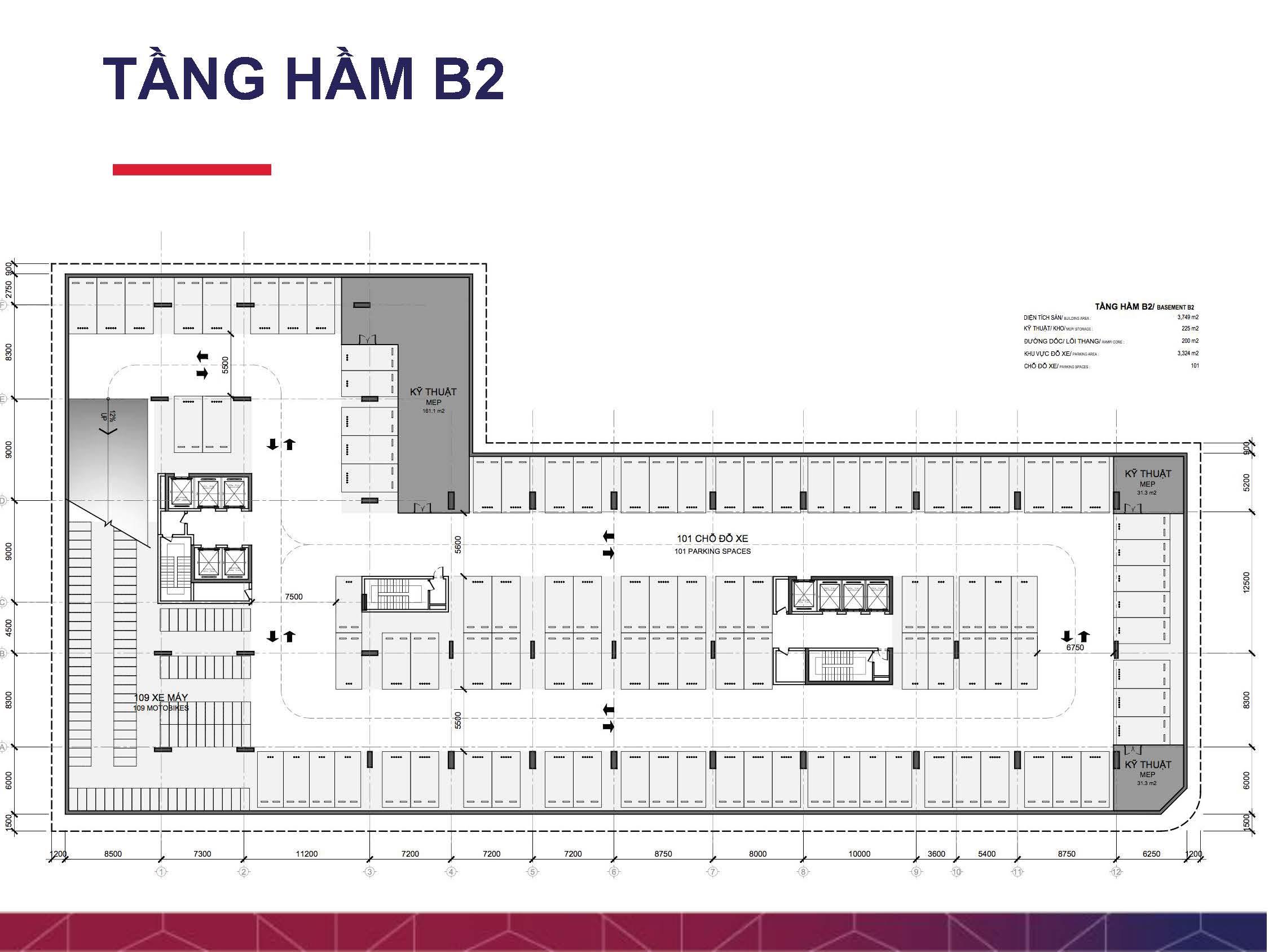 Dự án Kim Long Season Mỹ Khê Phạm Văn Đồng - Mặt bằng tổng thể