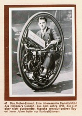 Motororized Unicycle