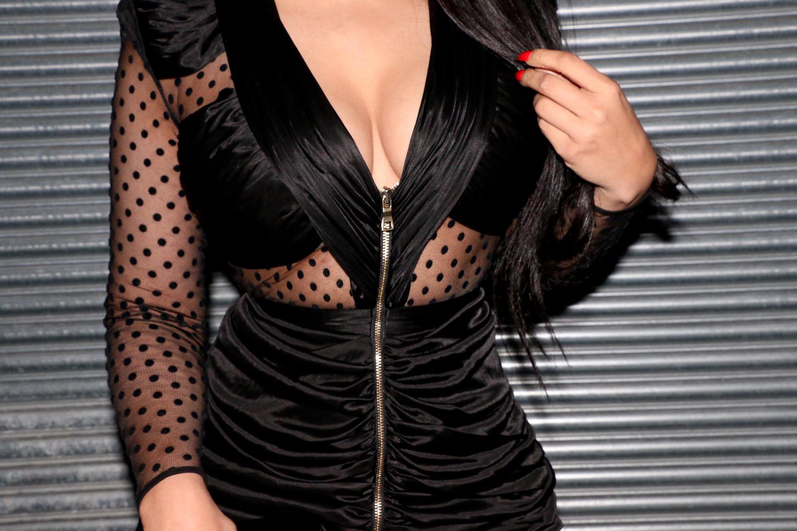balmain dress 3