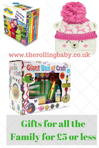 Gifts for all the Family for £5 or less (1)