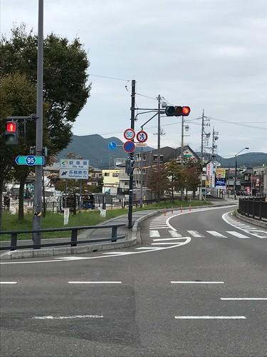 岐阜県に入ります