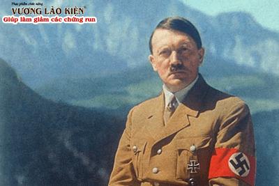 Adolf Hitler, trùm phát xít Đức mắch bệnh Parkinson vào 8 năm cuối đời