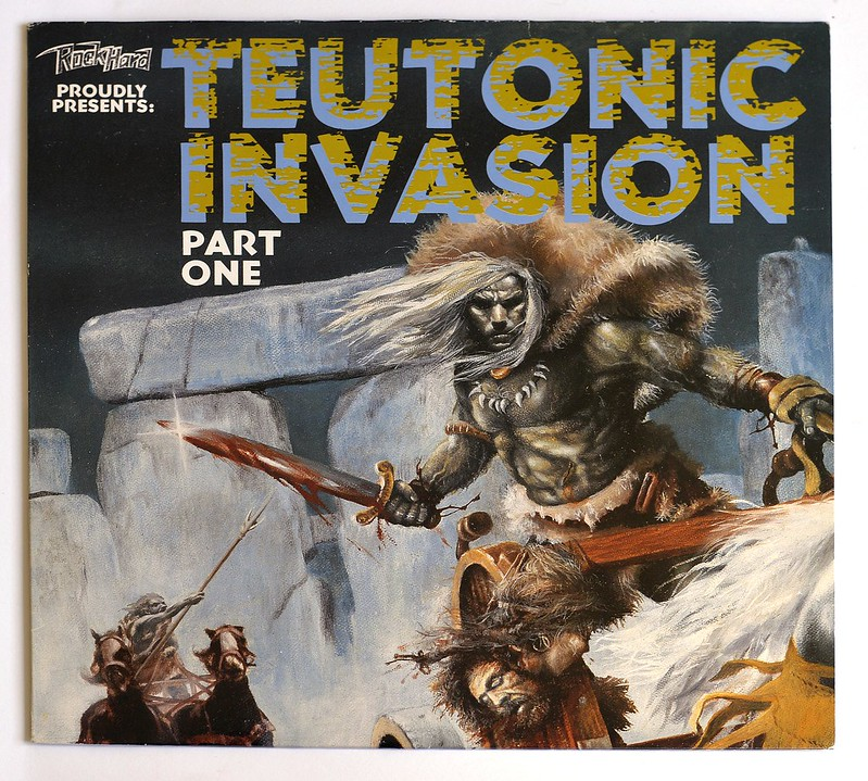 A0388 VARIOUS Teutonic Invasion Part One