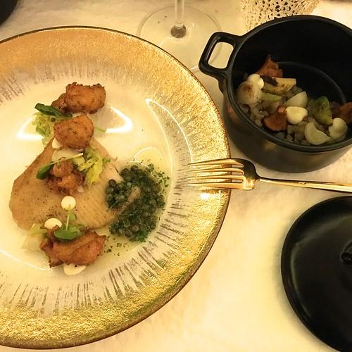 Dinner @restaurant Taste Leuven