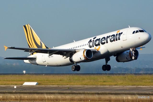 Tigerair Australia | A320-232 | (MSN 2982) | VH-VNJ | SYD
