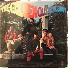 THE GOLDEN CUPS:THE GOLDEN CUPS ALBUM(JACKET A)
