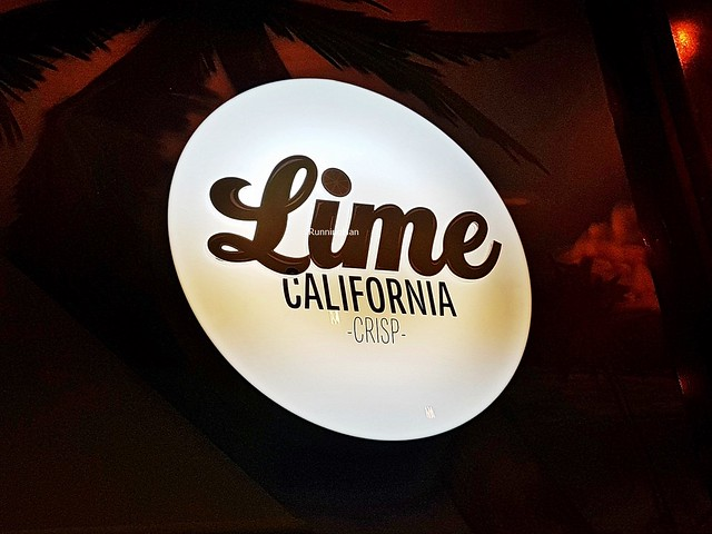 The Lime Truck Signage