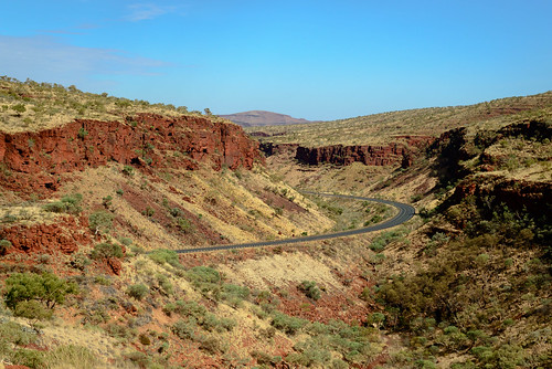 Great Northern Highway between Hedland and Newman