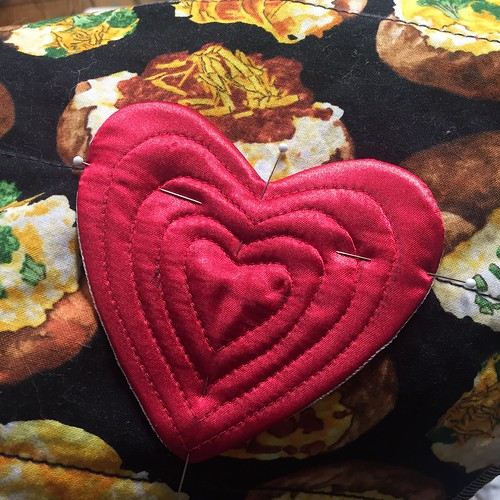 Tutorial: Puffed Taffeta Patch