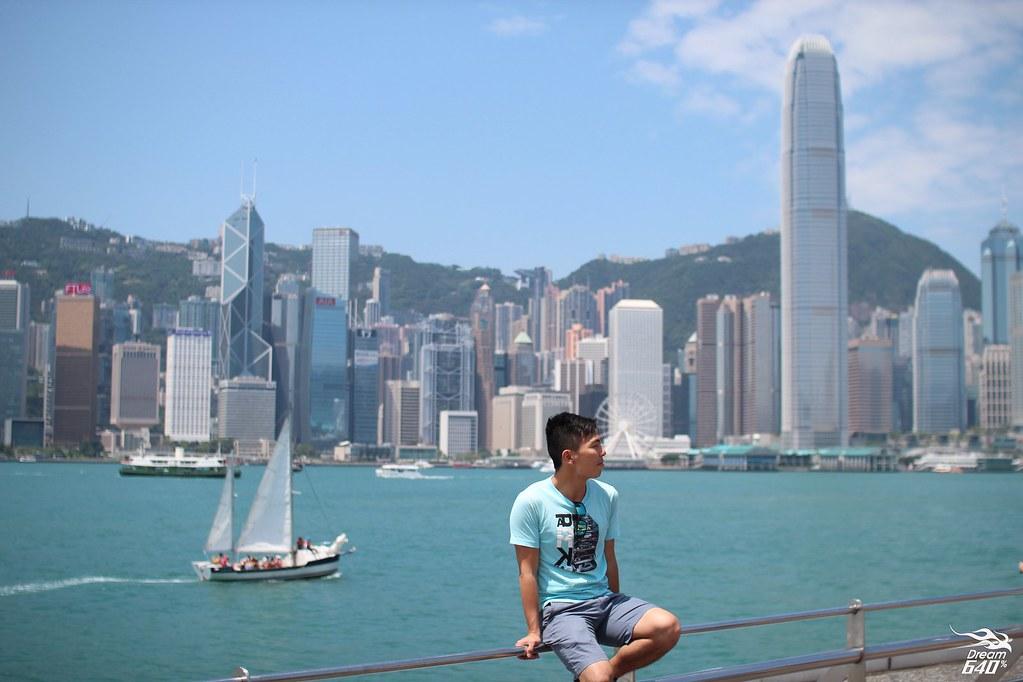 香港維多利亞港Hong Kong-22