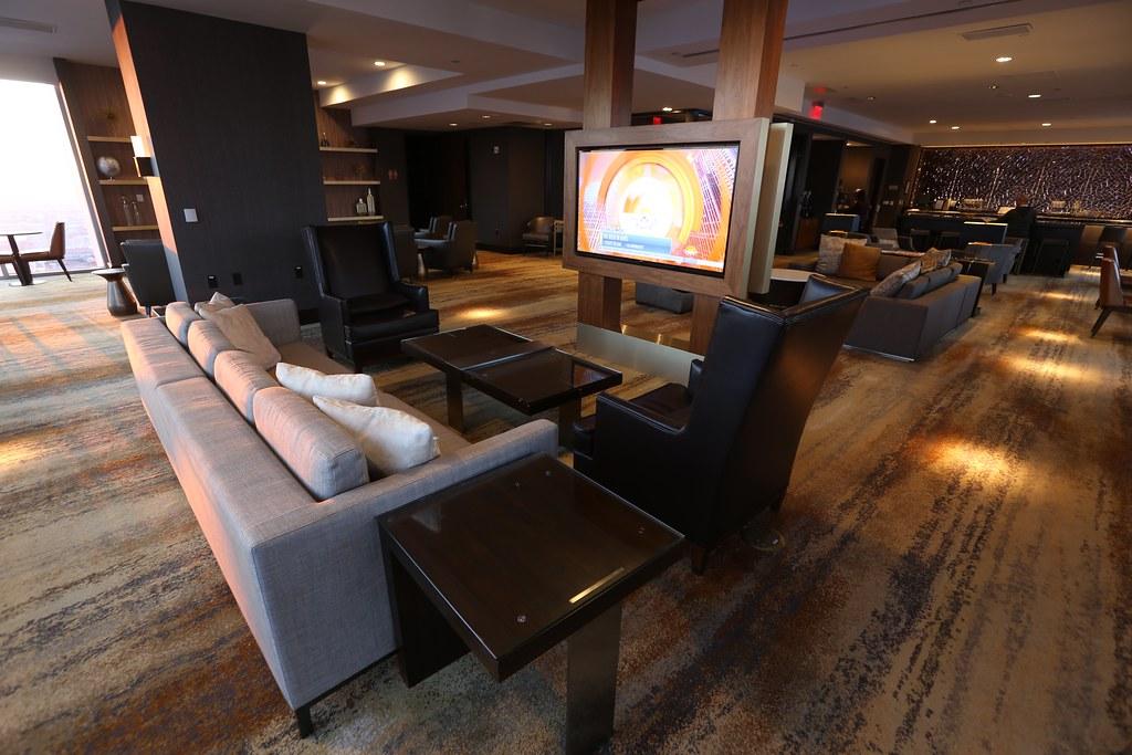 Hilton Americas Executive Lounge 41