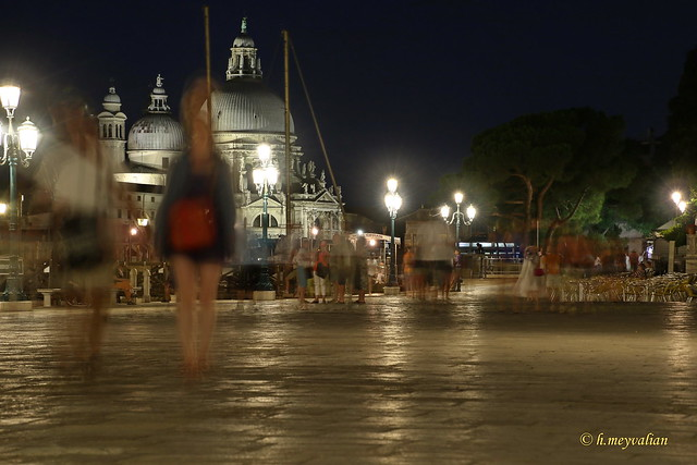 L'évocation d'un souvenir nocturne à Venise - Experience charming Venice after dark
