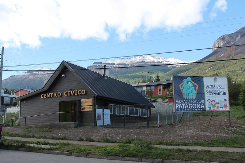 Equipamiento Centro Cívico Los Fiordos - Barrio Almirante Simpson – Coyhaique