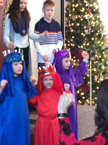 Children's Church  Christmas Program 2017