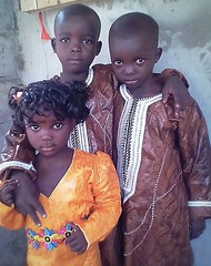 Children of The Gambia...