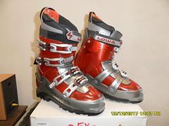 ski alpové boty Lowa vel. 265 mm - titulní fotka
