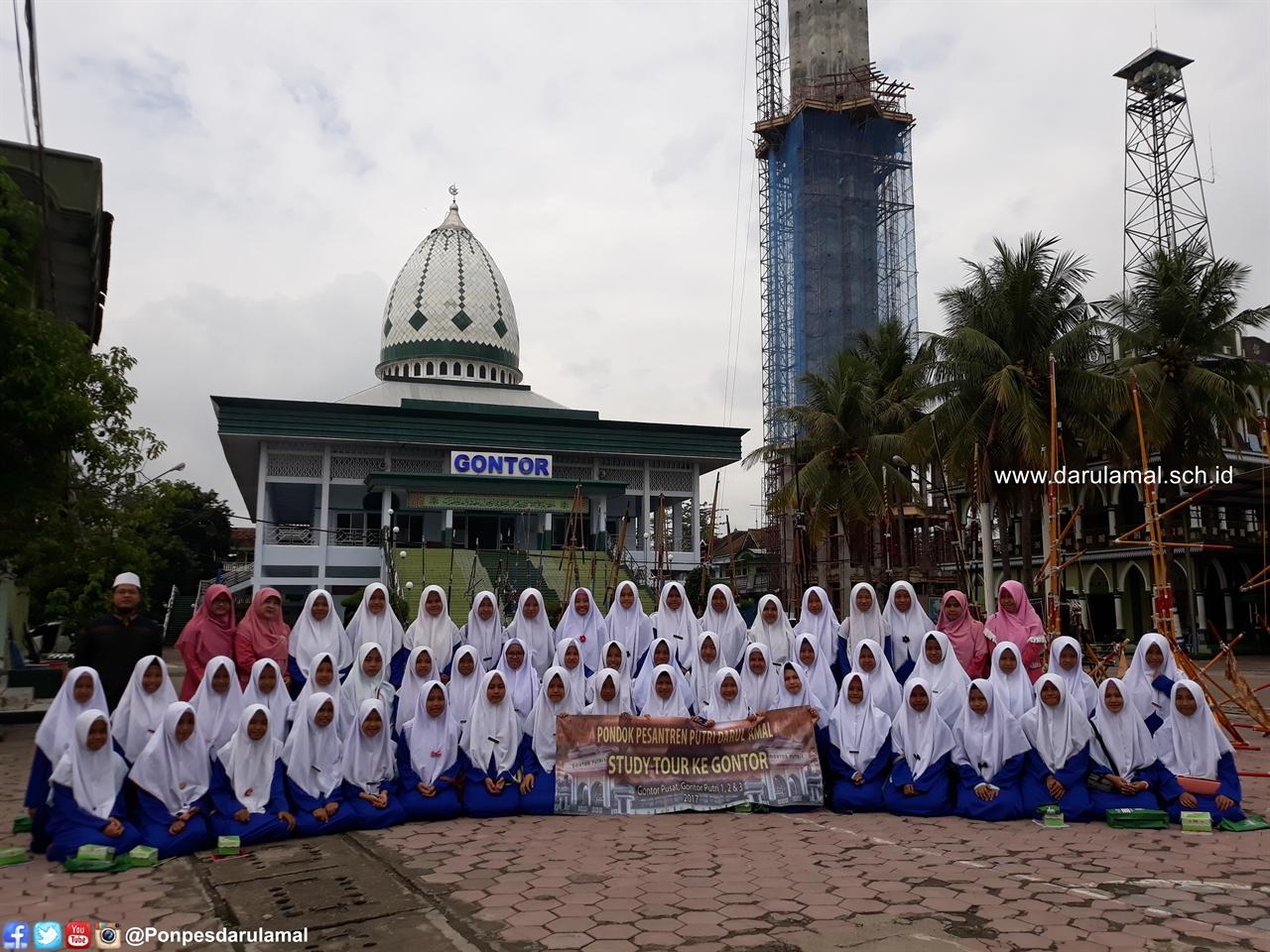 Study Tour Ke Gontor (2017) - 38