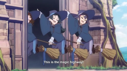 the magic highway
