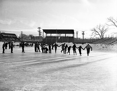 1940's Skating at Peekskill Stadium