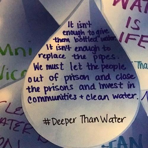 Deeper Than Water