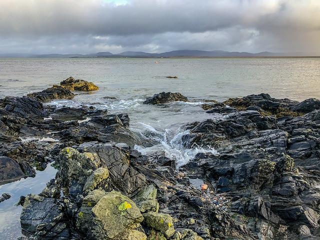 Loch Indaal rocks @ Port Charlotte