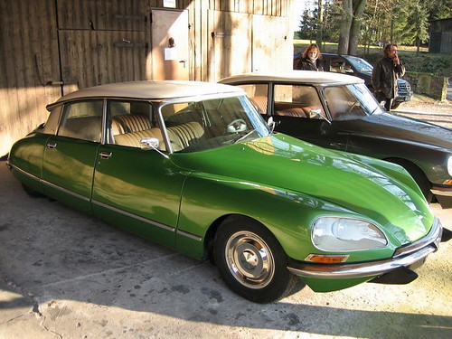 Citroen DS 23 ie Pallas 1974