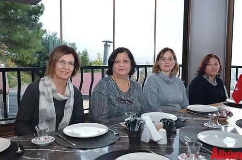 Nevin Seki, Fazile Erbil, Sevgi Demirci, Meryem Evmez