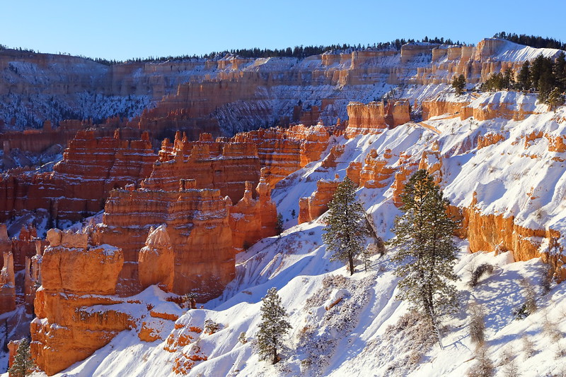 IMG_2465 Bryce Amphitheater after Snow Storm, Bryce Canyon National Park