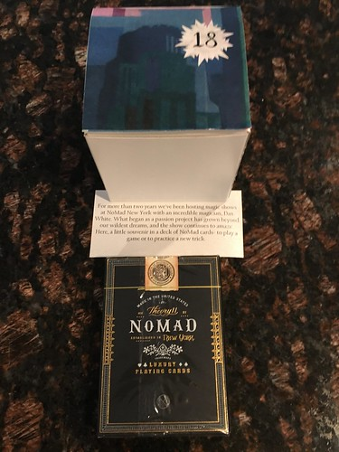 EMP/NoMad/Made Nice Holiday Gift 2017