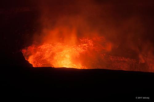 Steaming Halema'uma'u
