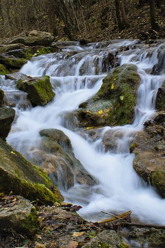 Wasserfall @ Lillach, Fränkische Schweiz