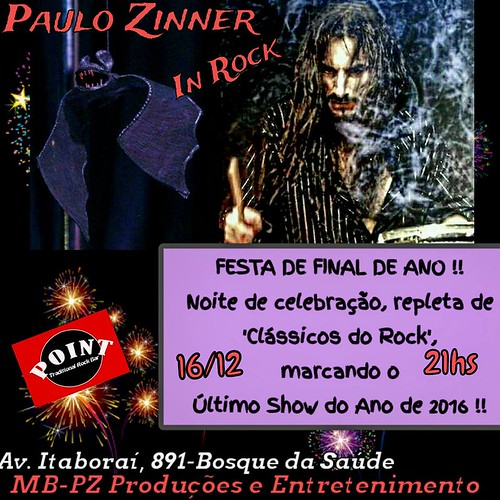 Paulo Zinner in Rock