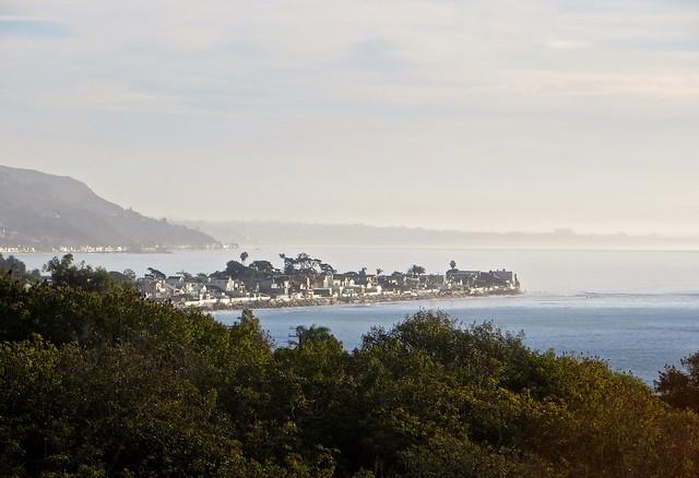 Malibu Colony and climate denial