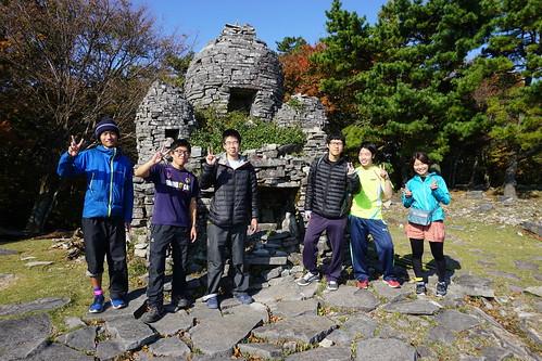 星ヶ城山(小豆島最高地点)までお手軽登山