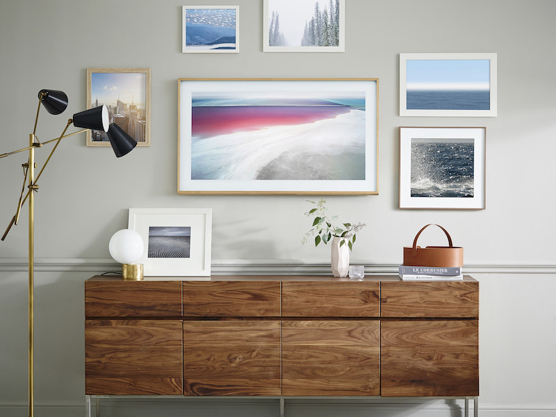 Samsung The Frame Lifestyle (1)_featured on artfridge