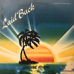 LAID BACK:SUNSHINE REGGAE(JACKET A)