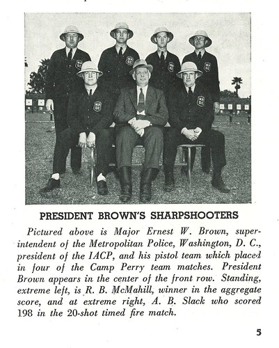 1941-President Brown's Sharpshooters