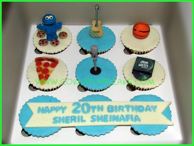 Cupcake Set Sheril