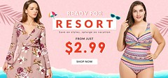 Ready For Resort Special Sale