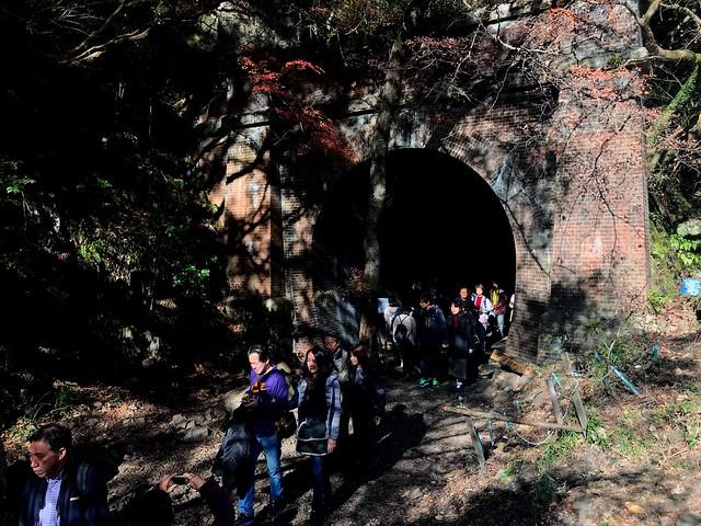 愛岐トンネル群 4号トンネル