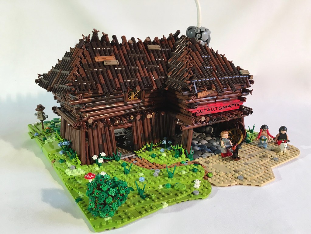 Cetautomatix's home