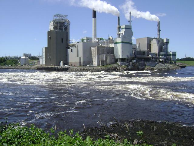 St John, New Brunswick - Reversing Rapids