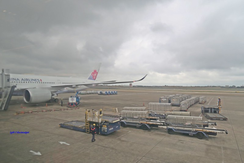 倫敦直飛-中華航空-London-Taiwan-ChinaAirlines-17docintaipei (9)