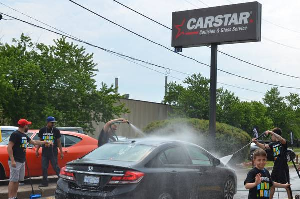 CARSTAR Soaps It Up 2017