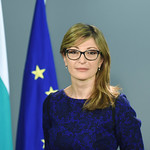 Ekaterina Zaharieva, Deputy Prime Minister for Judicial Reform and Minister of Foreign Affairs