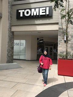 Birthday Trip to Genting Highlands Premium Outlet