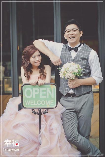 『婚紗攝影』美味關係